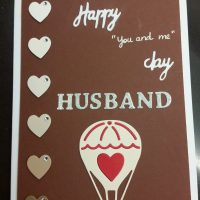 Handmade Personalised Greeting Cards